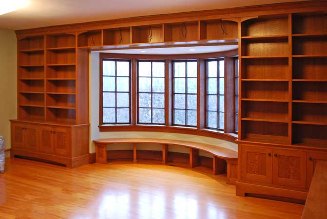 Built-In Bay Window